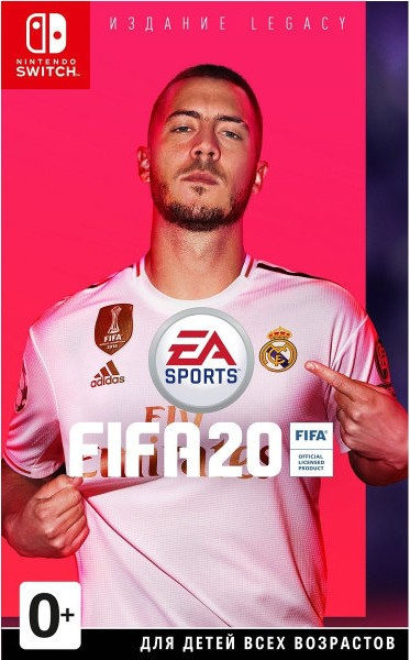 Игра FIFA 20 (Legacy Edition) (Nintendo Switch) (rus)