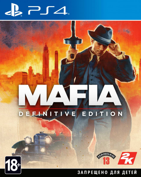 Игра Mafia: Definitive Edition (PS4) (rus sub)