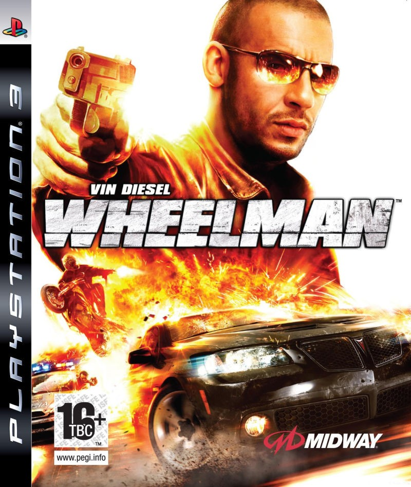 Игра The Wheelman (PS3) б/у