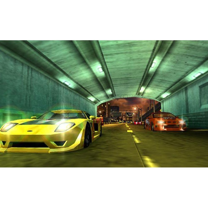 Need For Speed Carbon Own The City Europe Psp Iso