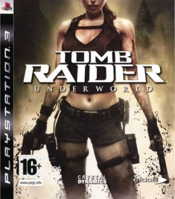 Tomb Raider: Underworld (Essentials) (PS3)