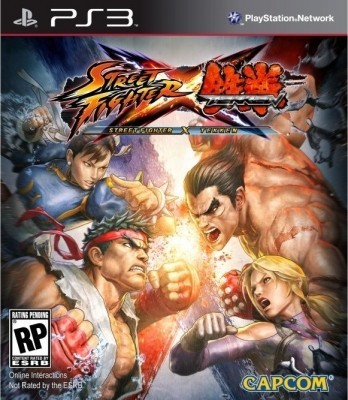 Street Fighter X Tekken (PS3)