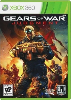Gears of war judgment (Xbox 360) б/у