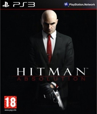 Hitman Absolution. Deluxe Professional Edition (PS3)
