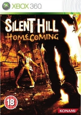 Silent Hill HOMECOMING (Xbox 360) б/у