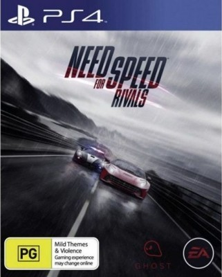 NEED for SPEED Rivals (PS4) б/у