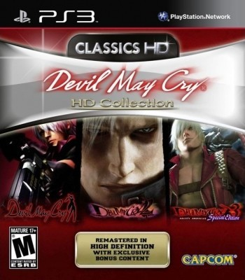 Игра Devil May Cry: HD Collection (PS3) б/у