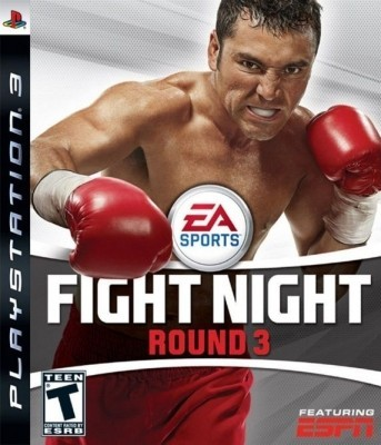 Игра Fight Night Round 3 (PS3) б/у