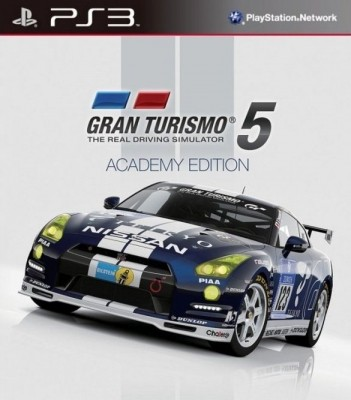 Gran turismo 5 academy edition (PS3) б/у