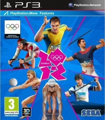 LONDON 2012 MOVE (PS3)