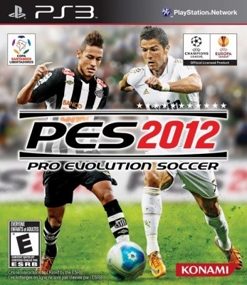 Игра Pro Evolution Soccer 2012 (PS3) б/у