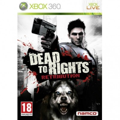 DEAD to RIGHTS Retribution (Xbox 360) б/у