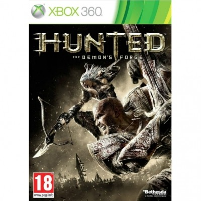 Hunted: The Demon's Forge (Xbox 360) б/у