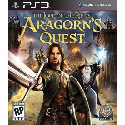 The Lord of the Rings: Aragorn's Quest (PS3) б/у
