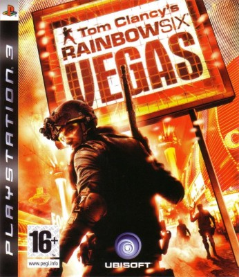 Игра Tom Clancy's Rainbow Six: Vegas (PS3) б/у