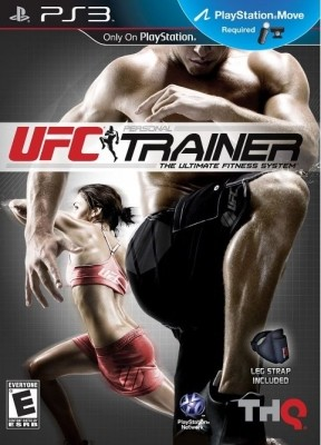 UFC personal trainer для move (PS3) б/у