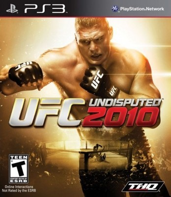 Игра UFC Undisputed 2010 (PS3) б/у