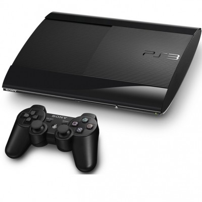 PS3 SuperSlim 500GB б/у