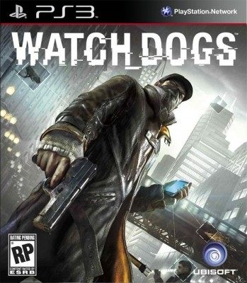 Игра Watch Dogs (PS3) б/у