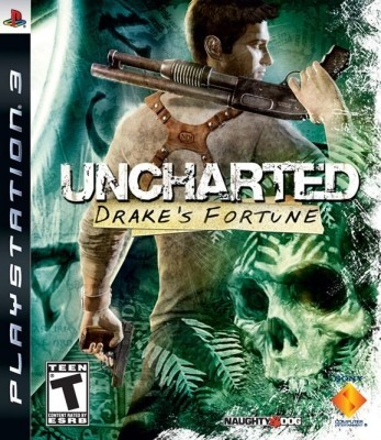 Uncharted drakes fortune (PS3) б/у