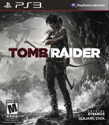 Игра Tomb Raider (PS3) б/у