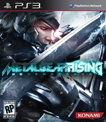 Metal Gear Rising: Revengeance (PS3) б/у