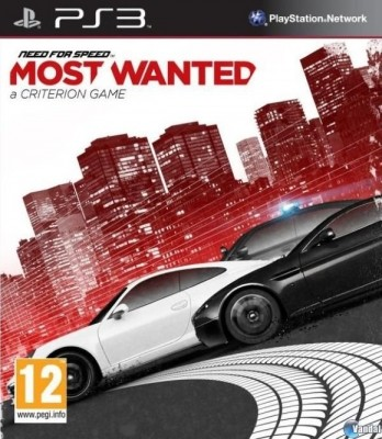 Need for speed most wanted (PS3) б/у