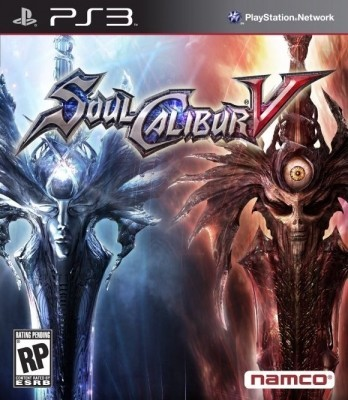 Soul calibur V (PS3) б/у