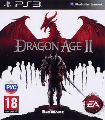 Игра Dragon Age 2 (PS3) б/у