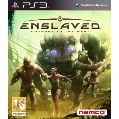 Enslaved: odyssey to the west (PS3) б/у
