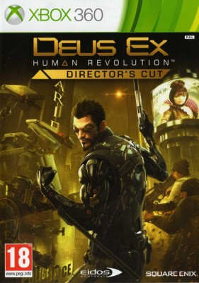 Игра Deus Ex: Human Revolution. Director's Cut (Xbox 360) б/у