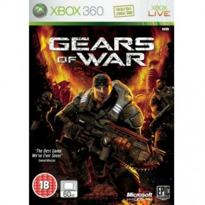 Gears of war (Xbox 360) б/у