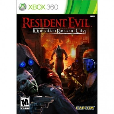 Resident Evil: Operation Raccoon City (Xbox 360) б/у