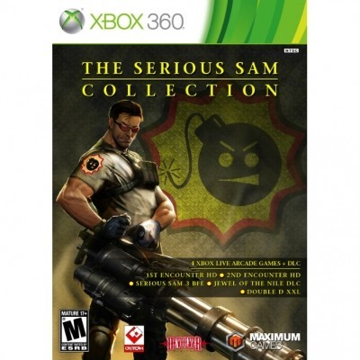 Serious Sam Collection (Xbox 360) б/у