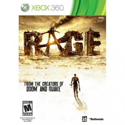 Rage: Anarchy Edition (Xbox 360) б/у