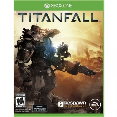 Titanfall (Xbox one) б/у eng