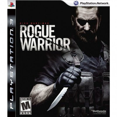 Rogue Warrior (PS3) б/у