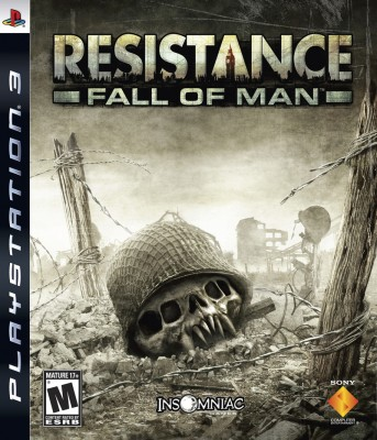 Игра Resistance: Fall of Man (PS3) б/у