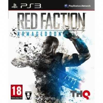 Red faction armageddon (PS3) б/у