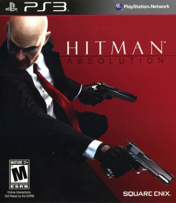 Игра Hitman: Absolution (PS3) б/у