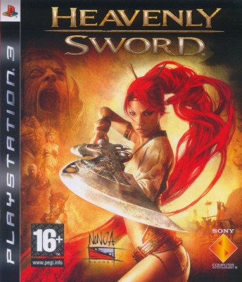 Игра Heavenly Sword (PS3) б/у