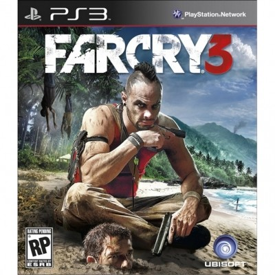 FarCry 3 (PS3) б/у