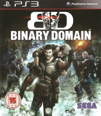 Игра Binary Domain (PS3) б/у