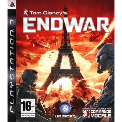 Tom Clancy's EndWar (PS3) б/у