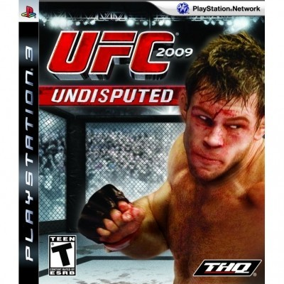 UFC 2009 Undisputed (PS3) б/у