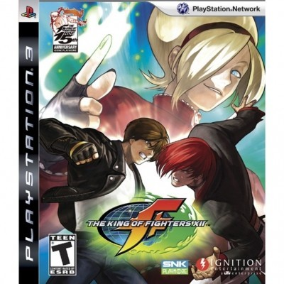 The King of Fighters XII (PS3) б/у