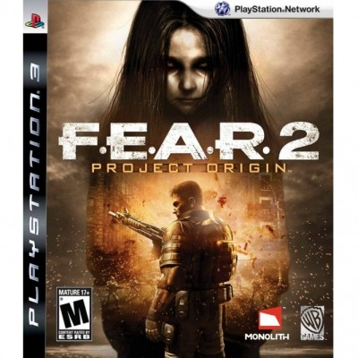 Fear 2 project origin (PS3) б/у