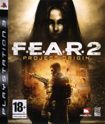Игра FEAR 2: Project Origin (PS3) б/у