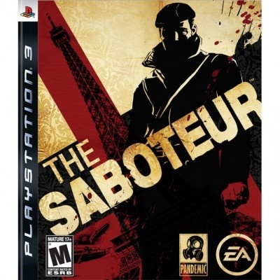 The Saboteur (PS3) б/у