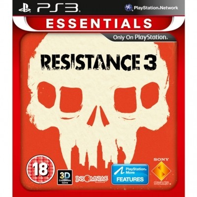 Resistance 3 (Essentials) (PS3) б/у